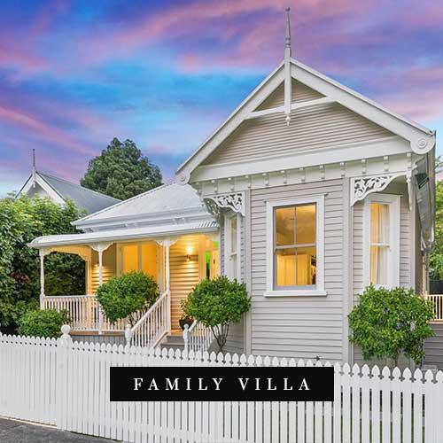 Family Villa renovation image